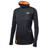 KTM Women's Unbound Long Sleeve T-Shirt Black