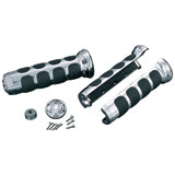 Kuryakyn ISO Grips - For Heated Grips Chrome