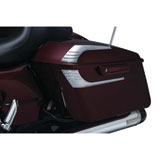Kuryakyn Tri-Line Saddlebag Lid Accents
