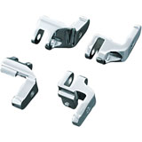 Kuryakyn Driver Floorboard Relocation Brackets