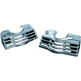 Kuryakyn Slotted Head Bolt Covers