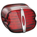 Kuryakyn Deluxe L.E.D. Taillight Conversion without License Plate Illumination