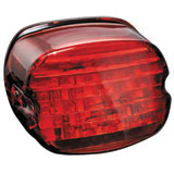 Kuryakyn Low Profile L.E.D. Taillight Conversion with License Plate Illumination