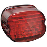 Kuryakyn Low Profile L.E.D. Taillight Conversion without License Plate Illumination