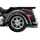 Kuryakyn Rear Fender Flares Chrome