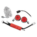 Kuryakyn Unicea L.E.D. Tombstone Taillight Kit