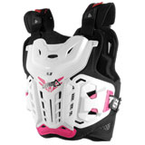 Leatt Women's 4.5 Jacki Roost Deflector White/Pink