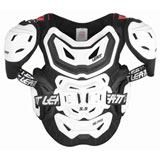 Leatt 5.5 Pro HD Roost Deflector White