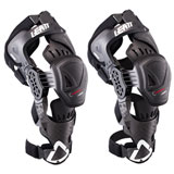 Leatt C-Frame Pro Carbon Knee Brace Pair