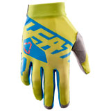 Leatt GPX 2.5 X-Flow Gloves 2017 Lime/Blue