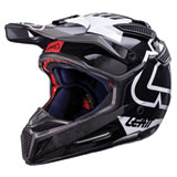 Leatt GPX 5.5 V15 Helmet Black/White