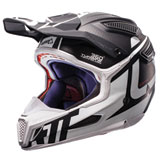 Leatt GPX 6.5 Carbon V16 Helmet Carbon/White