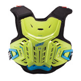 Leatt 2.5 Junior Roost Deflector Lime/Blue