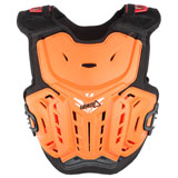 Leatt 4.5 Junior Roost Deflector Orange/White