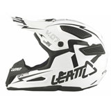 Leatt Youth GPX 5.5 V.07 Helmet White/Black