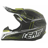 Leatt Youth GPX 6.5 Carbon V.02 Helmet Yellow/Black/Grey