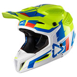 Leatt GPX 5.5 V10 Helmet Lime/White