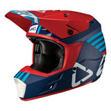 Leatt GPX 3.5 V19.3 Helmet Ink/Blue
