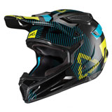Leatt GPX 4.5 V19.2 Helmet Black/Lime