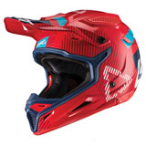 Leatt GPX 4.5 V19.2 Helmet Red/Ink