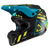 Leatt GPX 5.5 V19 Helmet Black/Lime