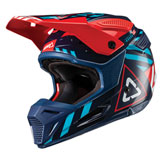 Leatt GPX 5.5 V19 Helmet Ink/Blue