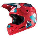 Leatt GPX 5.5 V19 Helmet Red/Teal