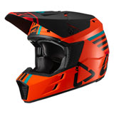 Leatt Youth GPX 3.5 Helmet Orange