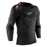 Leatt AirFlex Stealth Body Protector Black