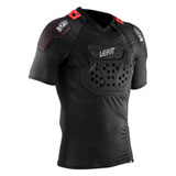 Leatt AirFlex Stealth Body Tee Protector Black