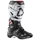 Leatt GPX 5.5 FlexLock Boots White/Black