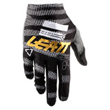 Leatt GPX 1.5 GripR Gloves Zebra