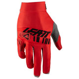 Leatt GPX 3.5 Lite Gloves Red