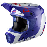 Leatt GPX 3.5 V20.2 Helmet Royal