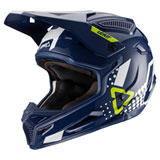 Leatt GPX 4.5 V20.2 Helmet Blue