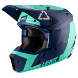 Leatt Youth GPX 3.5 V20.2 Helmet Aqua