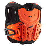 Leatt 2.5 Kids Roost Deflector Orange/Black