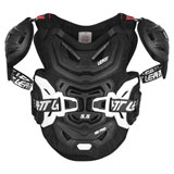 Leatt 5.5 Pro HD Roost Deflector Black
