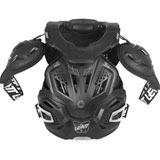 Leatt Fusion 3.0 Vest with Neck Brace Black