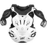 Leatt Fusion 3.0 Vest with Neck Brace White