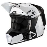 Leatt Moto 3.5 Helmet Black/White
