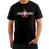 Lethal Threat® Loud Pipes Save Lives T-Shirt
