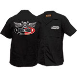 Lethal Threat® Winged Wrench Embroidered Work Shirt