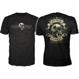 Lethal Threat® Road To Ruin T-Shirt