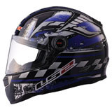 LS2 CR1 Motorcycle Helmet