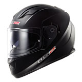 LS2 Stream Motorcycle Helmet Matte Black