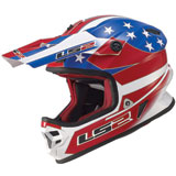 LS2 Light MX456 Helmet US Flag