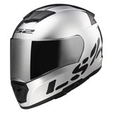 LS2 Breaker Chrome Helmet