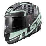 LS2 Citation Orion Glow Helmet