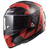 LS2 Breaker Physics Helmet Matte Red/Black